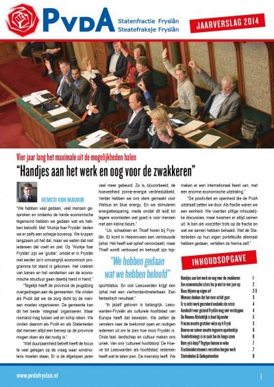 PvdA_Statenfractie_Jaarverslag_2014_highres_spreads